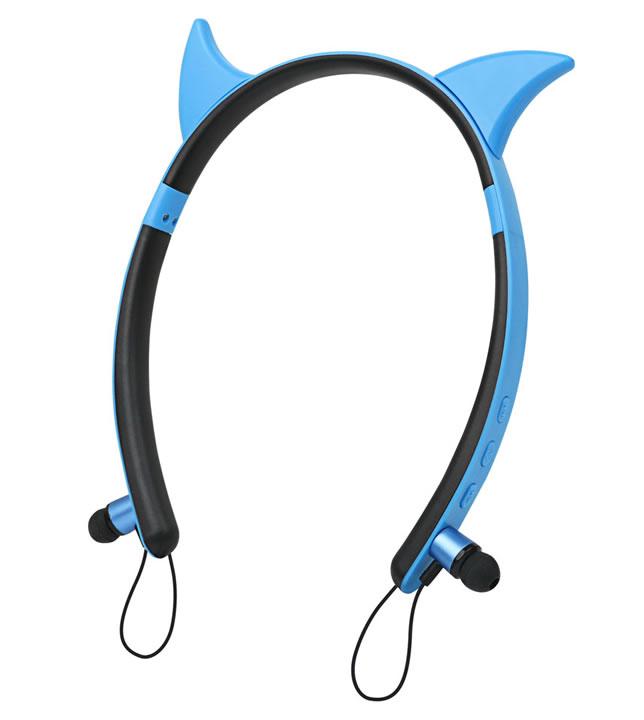 In ear wireless headphone
