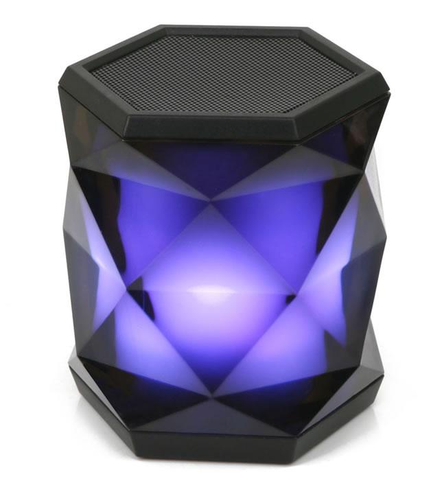 LED display bluetooth speaker