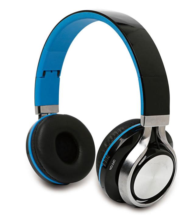 LED light Wireless headphone