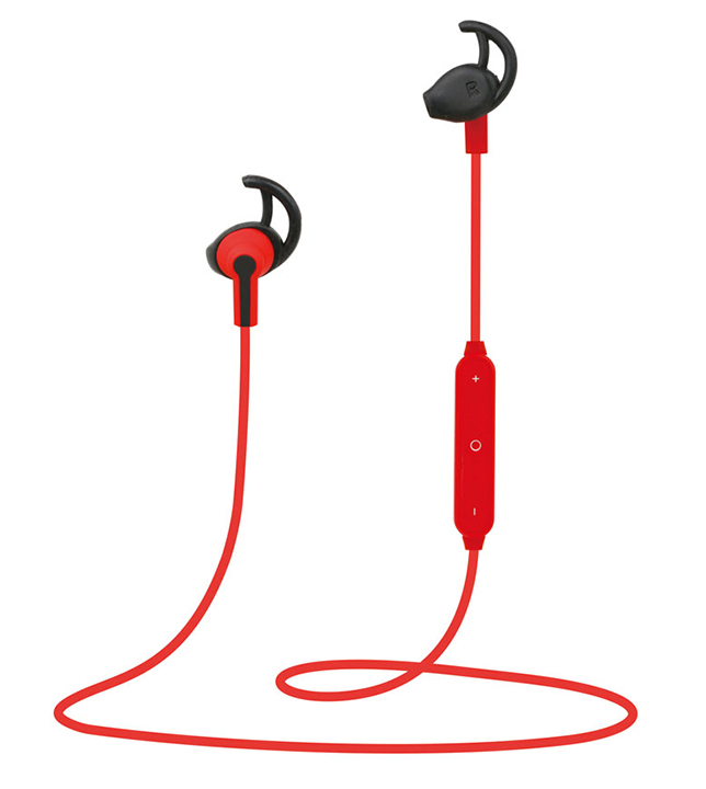 wireless earphone with noodle cable