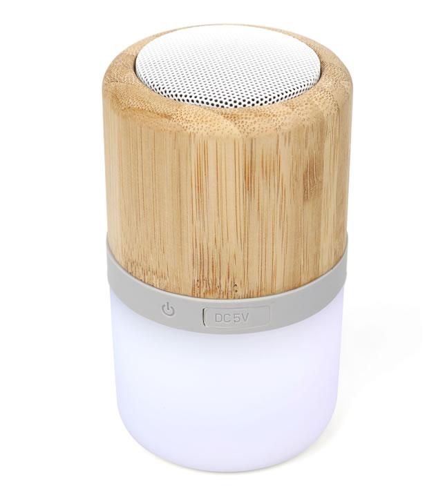 Multi functional wireless speaker