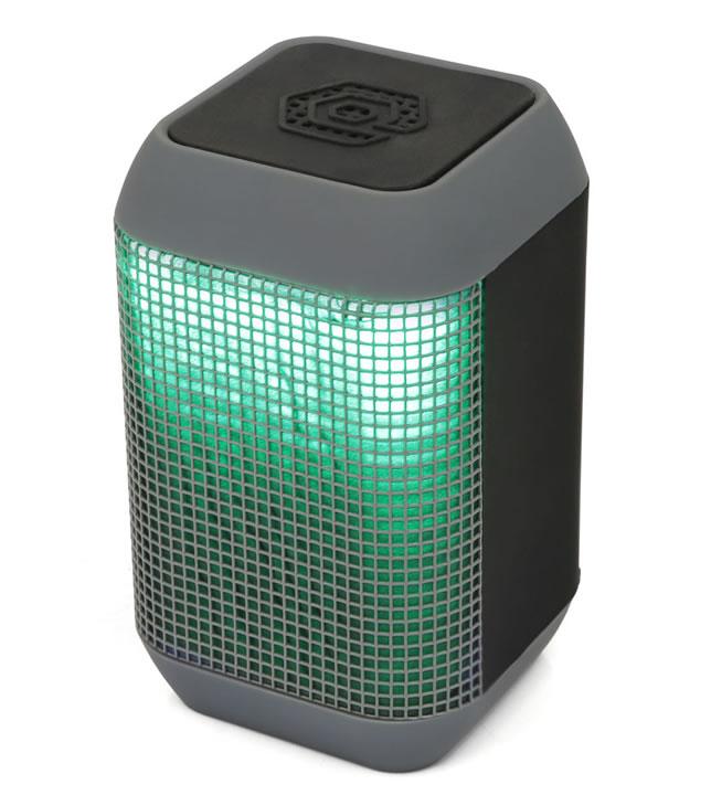 Wireless LED light speaker