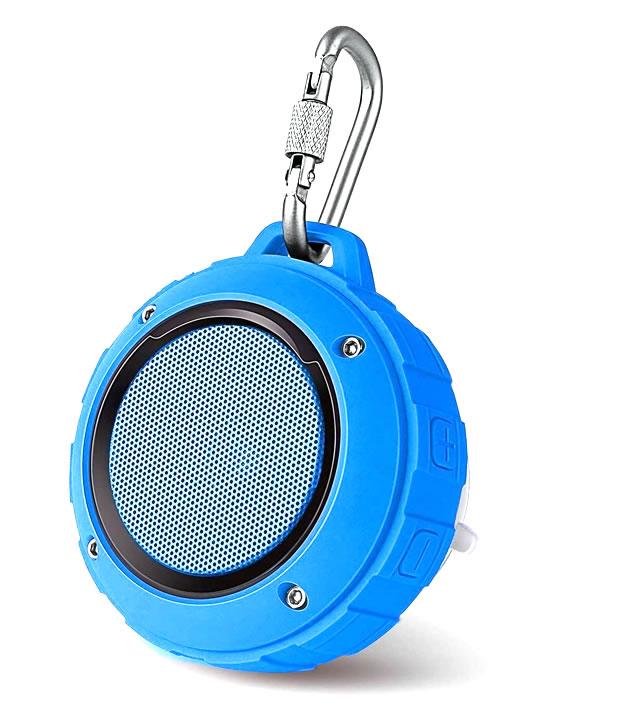 waterproof suck bluetooth speaker