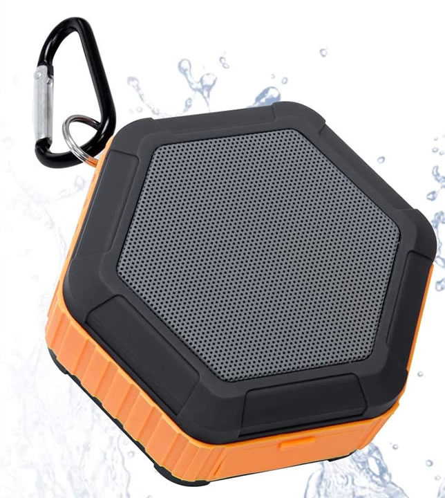 IP67 waterproof wireless speaker